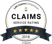 Claims Service Rating 2018